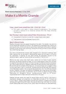 2019-12-12 Natural Gas - North America - Make it a Monte Grande cover