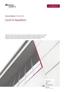 Lost in taxation cover image