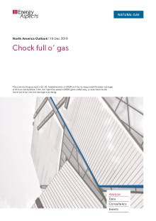Chock full o' gas cover image