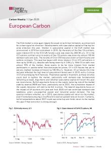 2020-01-13 Emissions - Carbon weekly - European Carbon cover