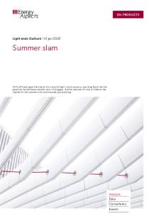 Summer slam cover image