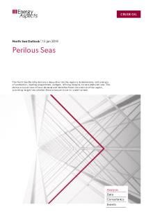 Perilous Seas cover image