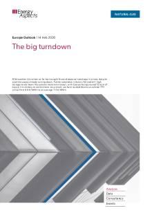 The big turndown