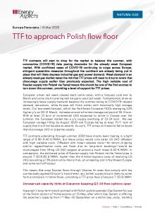 TTF to approach Polish flow floor cover image