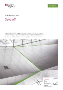 Sold off cover