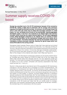 Summer supply receives COVID-19 boost cover image