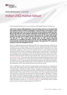Indian LNG market fallout cover image