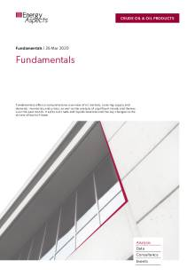 Fundamentals March 2020 cover image