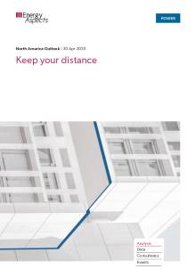 Keep your distance cover image