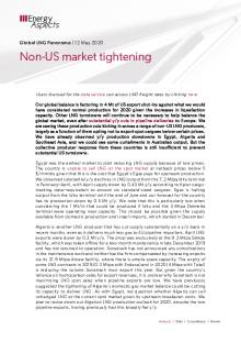 Non-US market tightening cover image
