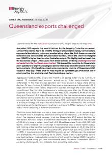 Queensland exports challenged cover image