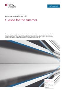 Closed for the summer cover image