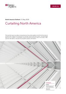 Curtailing North America cover image