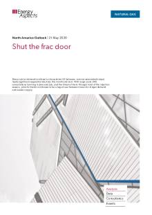 Shut the frac door cover image