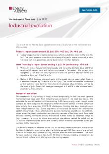 Industrial evolution cover image