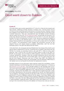 Devil went down to Bakken cover image