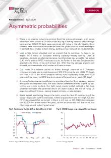 Asymmetric probabilities cover image