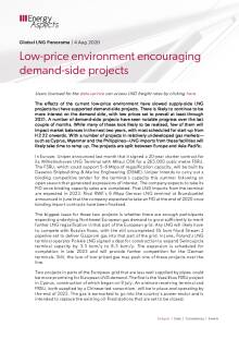 Low-price environment encouraging demand-side projects cover image