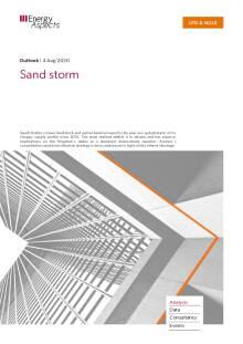 Sand storm cover image