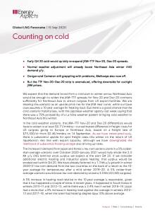 Counting on cold cover image