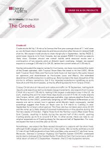 The Greeks cover image
