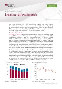 Brexit not all that bearish cover image