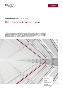 Bulls versus Atlantic basin cover image