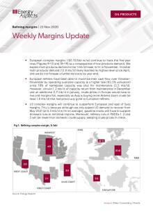 Weekly Margins Update cover