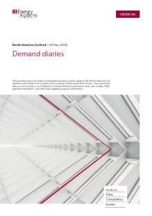 Demand diaries cover image